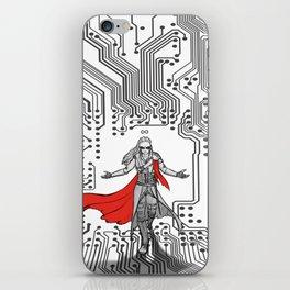 Commander of the Twelve iPhone Skin