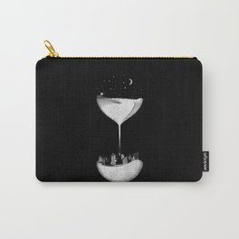 Time Travels Carry-All Pouch
