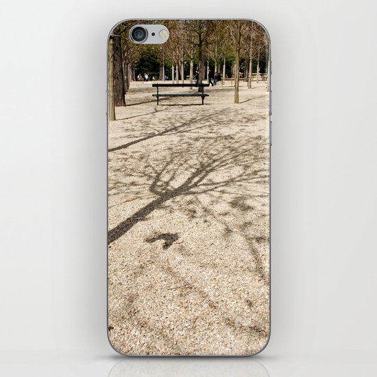 Tree & Shadow iPhone & iPod Skin