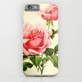 Rose Jonkheer JL Mock87 iPhone Case