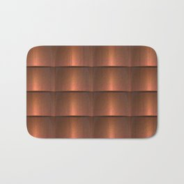copper work Bath Mat