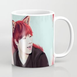 Fox Gyu Coffee Mug