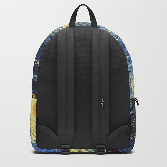 Van Gogh Starry Night Backpack