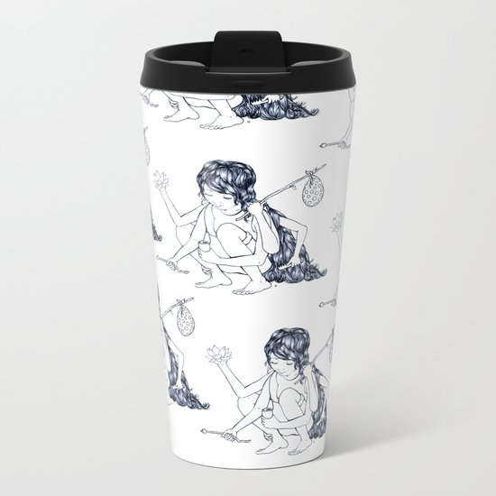 The Runaway 2 Metal Travel Mug