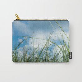 Dreaming in the grass pattern Carry-All Pouch