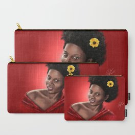 The Red Queen Carry-All Pouch