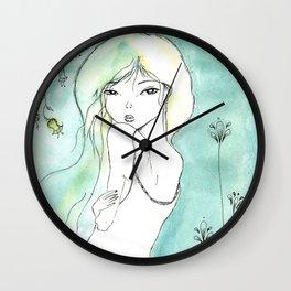 Dite moi! Wall Clock