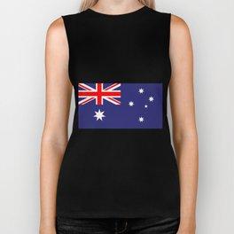 Flag of Australia Biker Tank