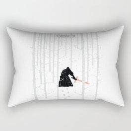 The Force Awakens - Blizzard Rectangular Pillow