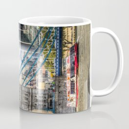 Tower Bridge and the Cheese Grater Coffee Mug
