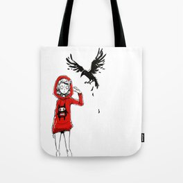 A little Friend Tote Bag