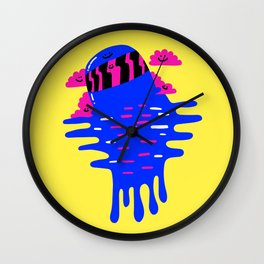 Space Lover Wall Clock