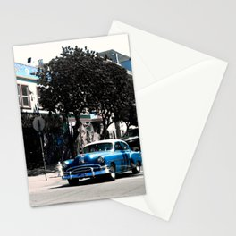 San Francisco Car Stationery Cards