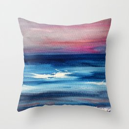 Skog and Fjell #4 Throw Pillow