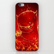 Vigo; The Cruel II iPhone & iPod Skin