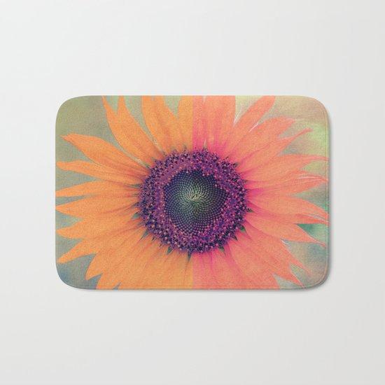 Flower I Bath Mat
