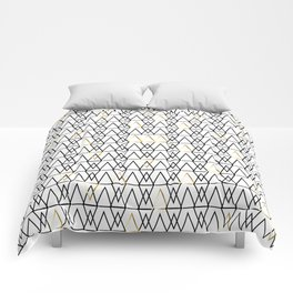 Over Populated Homes  Comforters