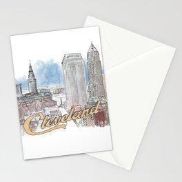 Cleveland, Ohio Stationery Cards