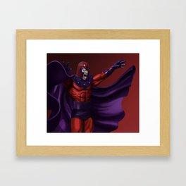 Magneto - Marvel Villain Series Framed Art Print