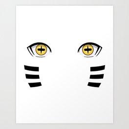 Sage of the Six Paths Mode Art Print