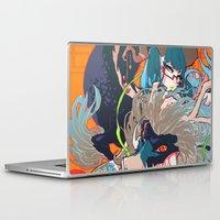 barachan Laptop & iPad Skins featuring hyeolyeon by barachan