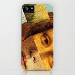 Mona Lisa iPhone Case