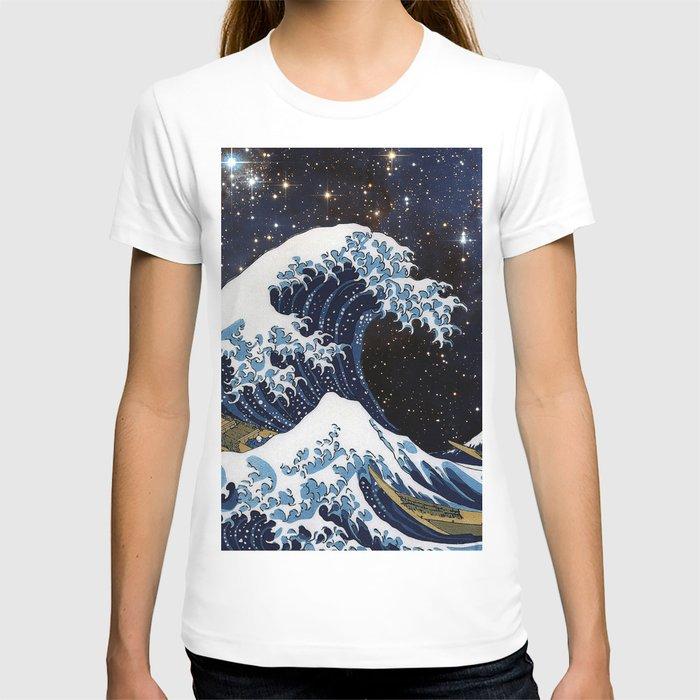 Hokusai & LH95 T-shirt
