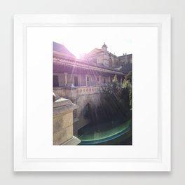At Court Framed Art Print