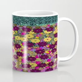 Floral Dancing In the air Coffee Mug