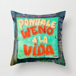 **grafitti**2 Throw Pillow