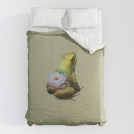 Lily Frog Comforters