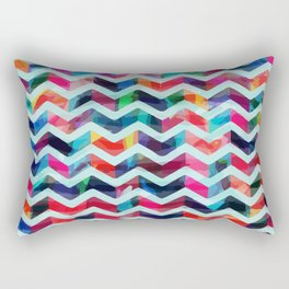 ZAG OF WAVES Rectangular Pillow