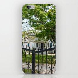 Gilded Gates iPhone Skin