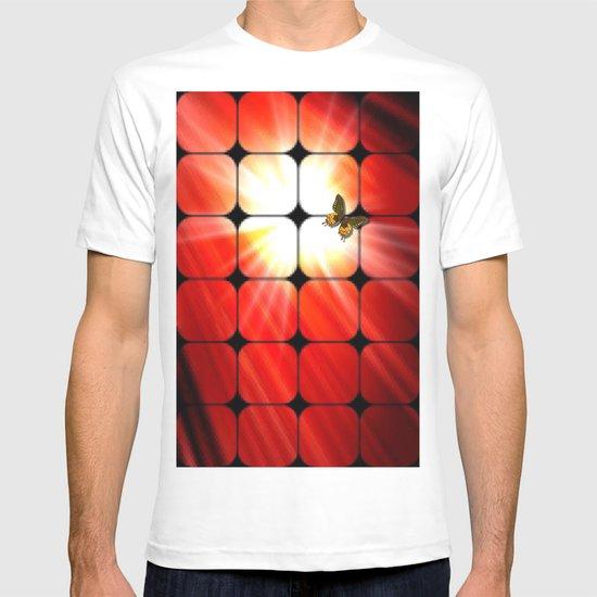 Windows as the sun. T-shirt
