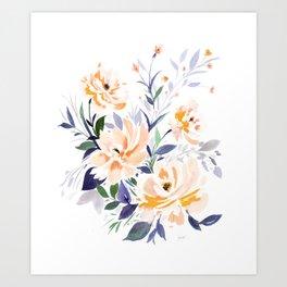 Brina Art Print