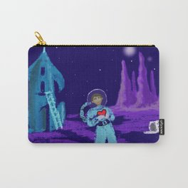 Long Distance Valentine Carry-All Pouch