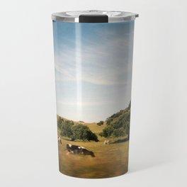 Sonoma cows Travel Mug