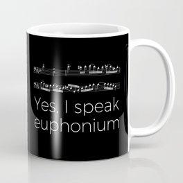 Speak euphonium? Coffee Mug