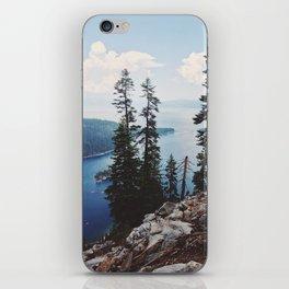 Emerald Bay iPhone Skin
