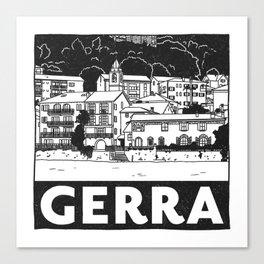 Gerra, Lago Maggiore, Italy Canvas Print