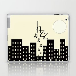 Jazz (the creamy variety) Laptop & iPad Skin