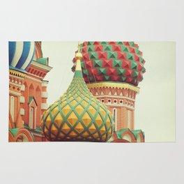 Russian Onion Domes Rug