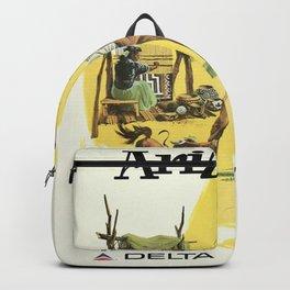 Vintage poster - Arizona Backpack