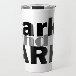 Park and bark! Travel Mug