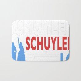 Vote Schuyler 2016 Bath Mat