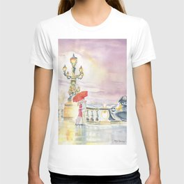 Love In The Rain T-shirt