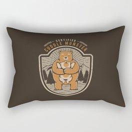 Certified Cuddle Monster Rectangular Pillow