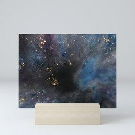 Dyed Cosmosity Mini Art Print