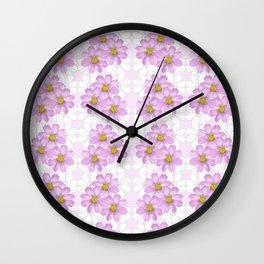 Tulip_South Africa_Pink Kosmos Wall Clock