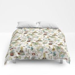 Alice in Wonderland Comforters